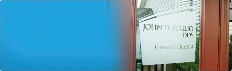 John D Sulgio DDS Dentistry office sign