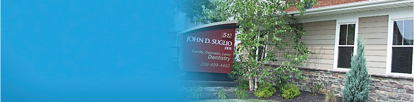 John D Sulgio DDS Dentistry office sign